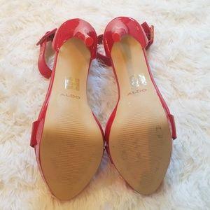 Aldo Shoes - Aldo Red Hot High Heels..